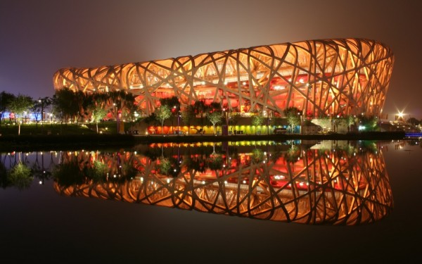 1024 Beijing National Stadium China 600x375 14 Futuristic Building Designs in China
