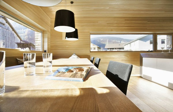 1307745899 16 interior 600x391 Striking Residence With Magnificent Alps Views