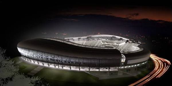 19661949 600x301 Fantastic Cluj Arena Stadium in Romania