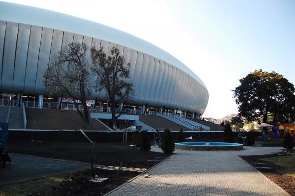 2j0jlol 600x399 Fantastic Cluj Arena Stadium in Romania
