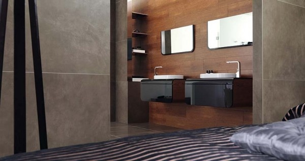 4N Forma 600x318 23 Astonishing Bathroom Design Ideas from Porcelanosa