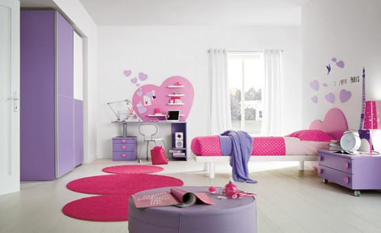 50 Lovely Children Bedroom Design Ideas 0 How to Design Your Kids Room