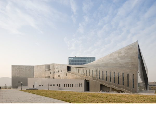 71 600x434 New Building Design for Tel Aviv Museum of Art