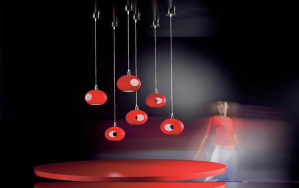 Ball Up pendant light by Manuel Vivian for Axo Light 02 600x377 12 Italian Design Lighting Inspiration