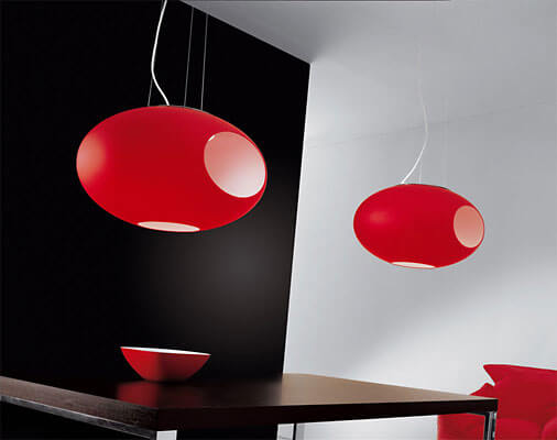 Ball up SP R 12 Italian Design Lighting Inspiration