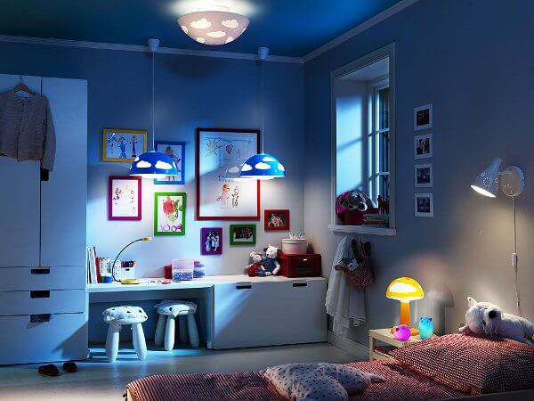 Cozy Lights for Kids Room How to Design Your Kids Room