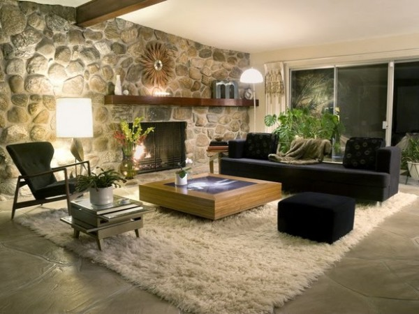 Living room decoration 2009 2010 3 600x450 How to Design your Home for Winter Season