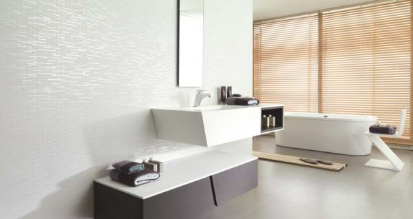 Manhattan H 600x318 23 Astonishing Bathroom Design Ideas from Porcelanosa