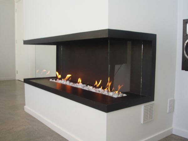 Modern and traditional fireplaces by Warmington Fires 6 Attractive Modern Fireplaces Designs