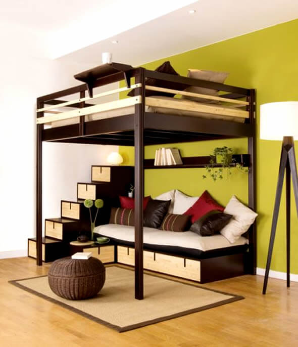 Small Space Bedroom Ideas: Interior Design, Design News