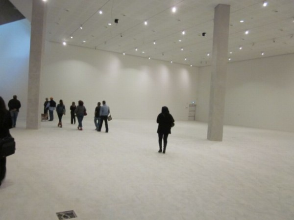 Tel Aviv Museum of Art   Tel Aviv Israel Floor1 600x450 New Building Design for Tel Aviv Museum of Art