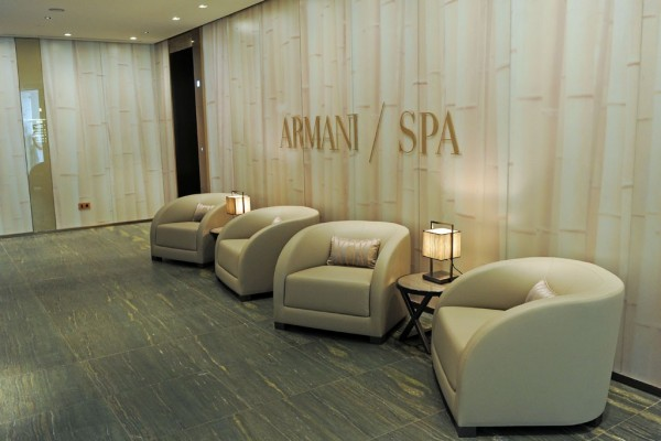 armani hotel081 600x400 Luxurious New Armani Hotel in Milan