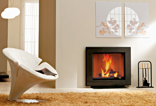 ca m bx03 Attractive Modern Fireplaces Designs