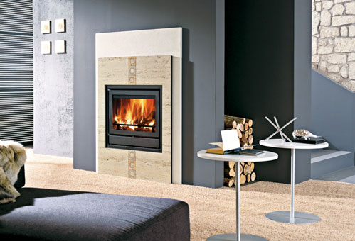 ca m in01 Attractive Modern Fireplaces Designs