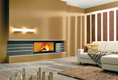 ca m po01 Attractive Modern Fireplaces Designs