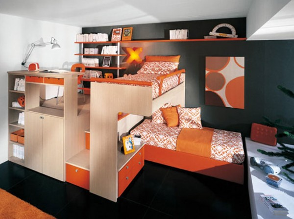 children bedroom design pictures 600x447 How to Design Your Kids Room