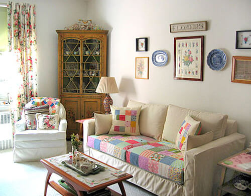 How to create a shabby chic inspired interiors interior - Shabby chic interior design ...