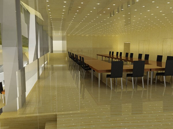 conferenceroom final M New Building Design for Tel Aviv Museum of Art