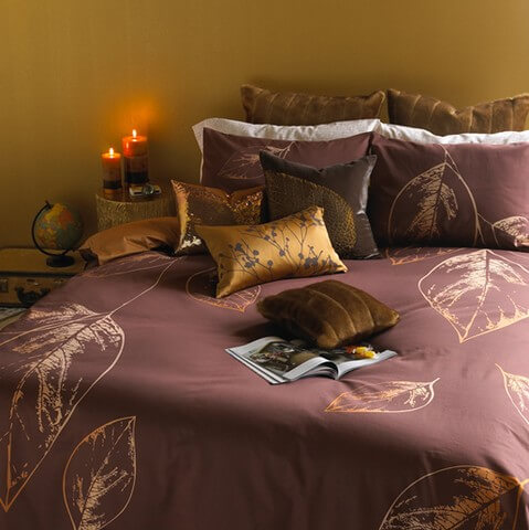 d audrey z1 small Elegant and Stylish Winter Bedding Ideas
