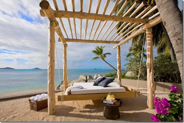 dreambedinbeachpark 20 Dream Beds Ideas