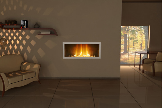 fireline41 Attractive Modern Fireplaces Designs