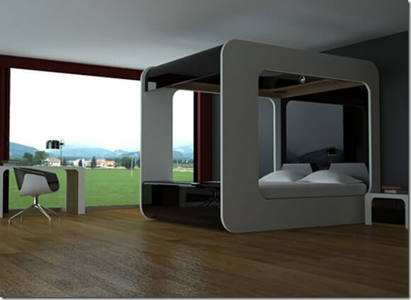 futbed1 20 Dream Beds Ideas