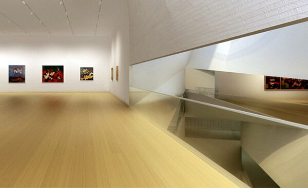 gallery M New Building Design for Tel Aviv Museum of Art