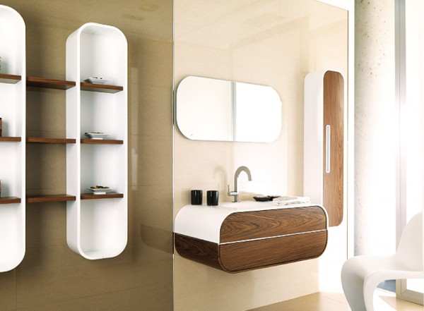 giro 600x441 23 Astonishing Bathroom Design Ideas from Porcelanosa