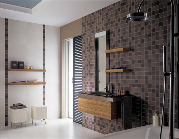 Superb Whether You Want To Achieve The Durability Of Porcelain Tile, The Illusion  Of An Opulent Mosaic Pattern, A Seamless And Elegant Look Or Curvaceous  Textures, ...