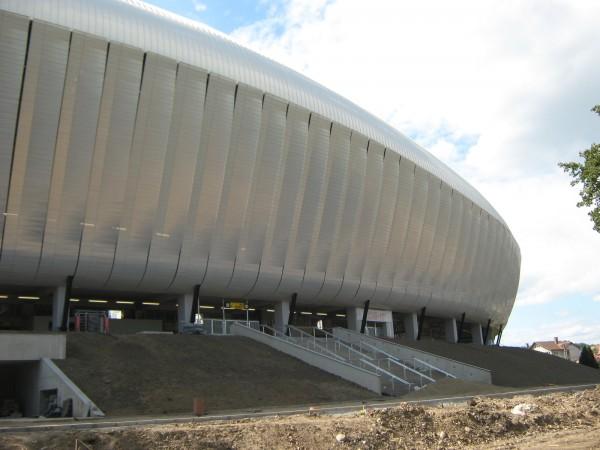 img 1418 600x450 Fantastic Cluj Arena Stadium in Romania