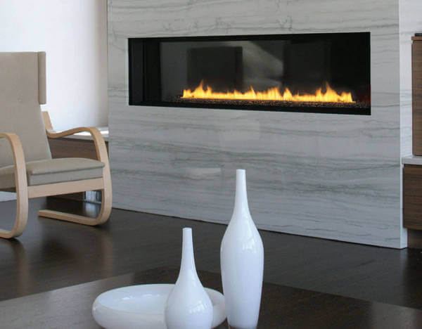m direct vent 6ft Attractive Modern Fireplaces Designs