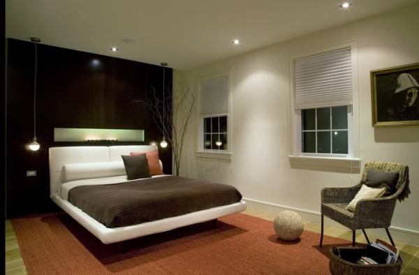 modern zen penthouse 4 600x394 Modern Zen Penthouse Showing Inspiring Asian Details