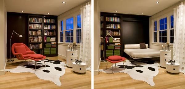 modern zen penthouse 6 600x290 Modern Zen Penthouse Showing Inspiring Asian Details