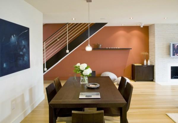 modern zen penthouse1 600x415 Modern Zen Penthouse Showing Inspiring Asian Details