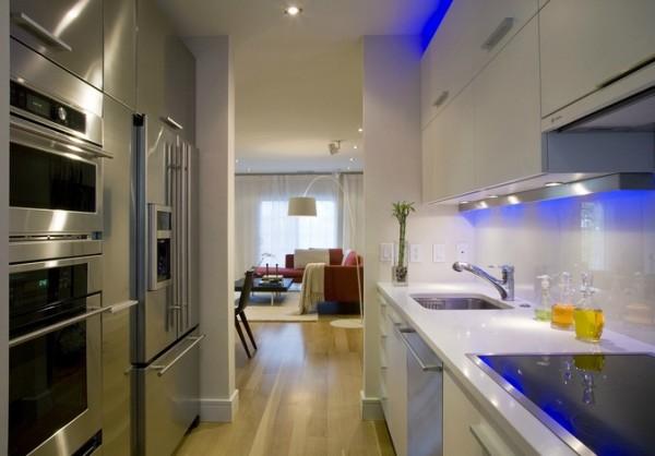 modern zen penthouse2 600x418 Modern Zen Penthouse Showing Inspiring Asian Details
