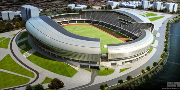 moina3 600x301 Fantastic Cluj Arena Stadium in Romania