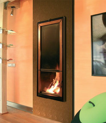 odissey01 Attractive Modern Fireplaces Designs