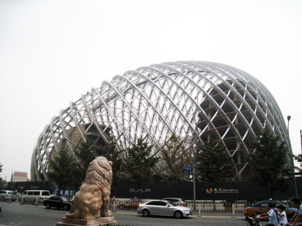 pi205 600x450 14 Futuristic Building Designs in China