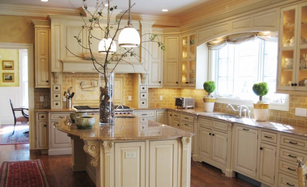 portfolio 037 copy 1 600x366 How to Achieve the Elegant Tuscan Style for Your Kitchen