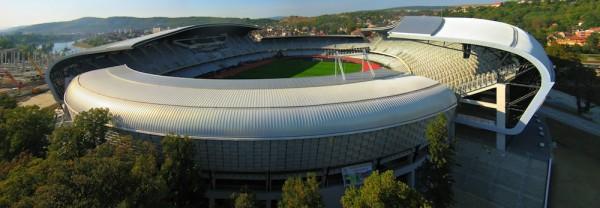 s 20111005 Cluj Arena 01 600x208 Fantastic Cluj Arena Stadium in Romania