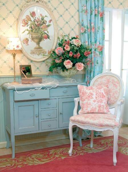 How to Create a Shabby Chic Inspired Interiors Interior Design