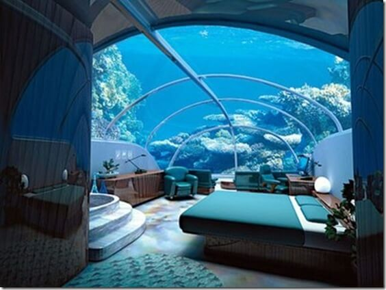 underwaterbed 20 Dream Beds Ideas