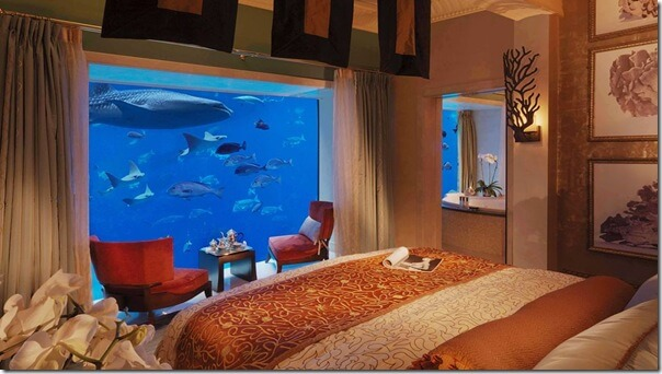 underwaterbedroom31 20 Dream Beds Ideas