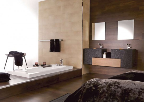 v casona cantagno 600x425 23 Astonishing Bathroom Design Ideas from Porcelanosa