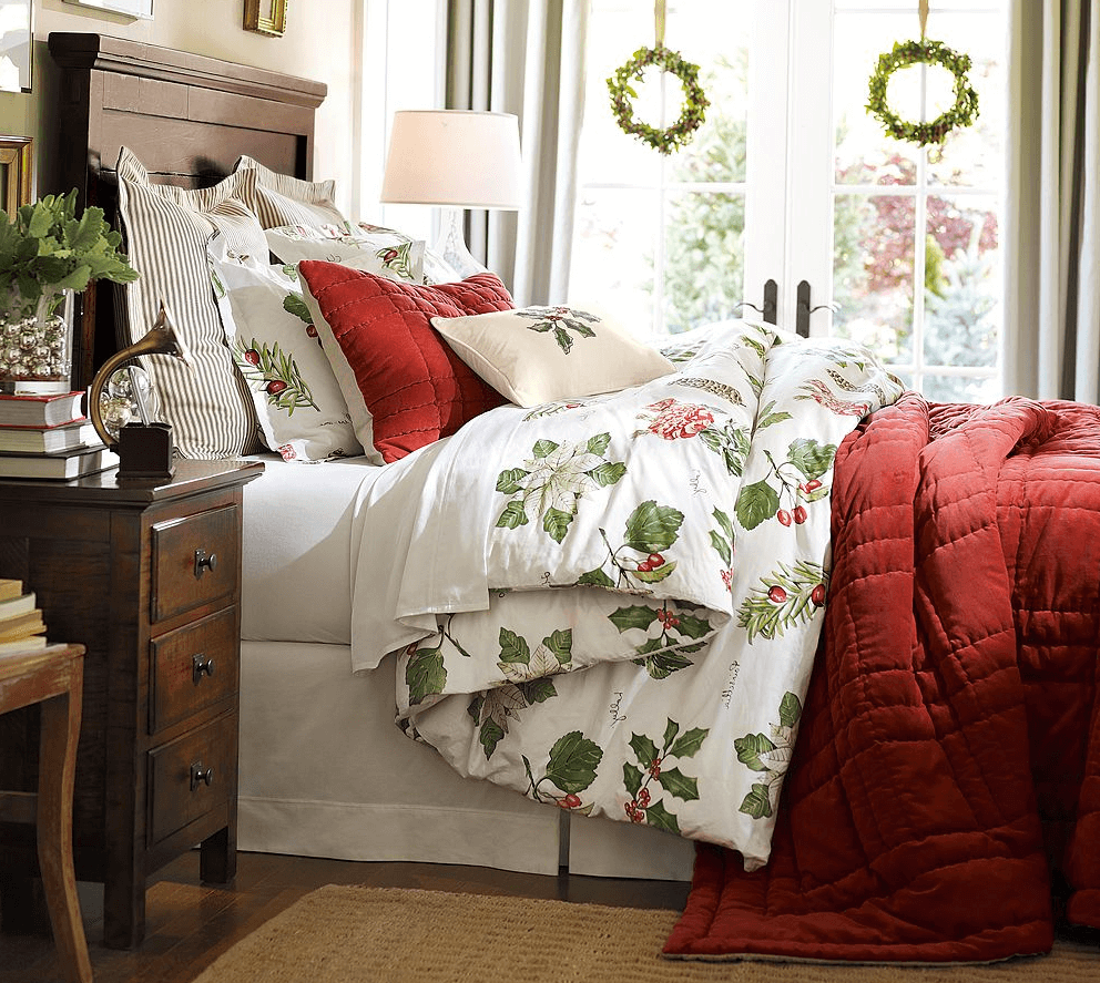 Elegant And Stylish Winter Bedding Ideas Interior Design