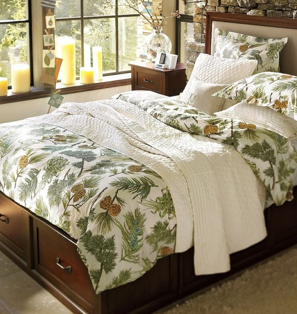 winter bedding.png 600x634 Elegant and Stylish Winter Bedding Ideas