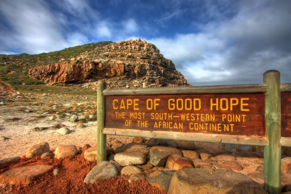 Cape of Good Hope II by somadjinn1 600x400 100 Most Famous Landmarks Around the World