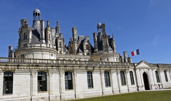 Chateau de Chambord.jpg 600x353 Chateau de Chambord a Renaissance Chateau in the Heart of the Loire Valley, France