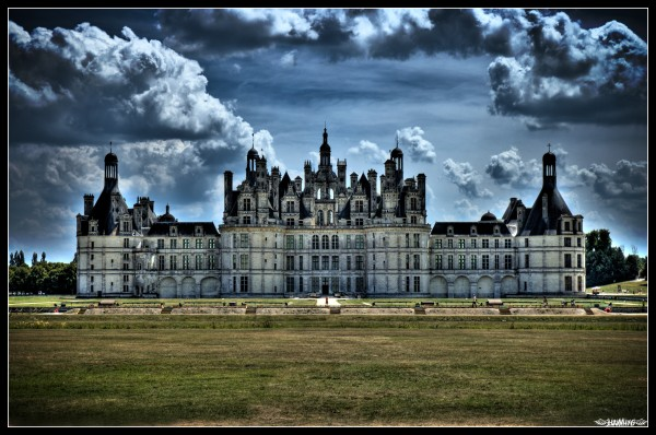 Chateau de Chambord.jpg 9 600x398 Chateau de Chambord a Renaissance Chateau in the Heart of the Loire Valley, France