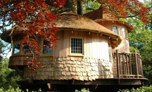 DSC 0062 gallery image 600x363 Outstanding Luxury Tree Houses Designs by Blue Forest